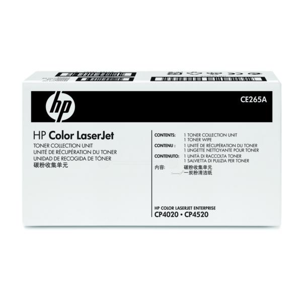 Original HP CE265A Resttonerbehälter