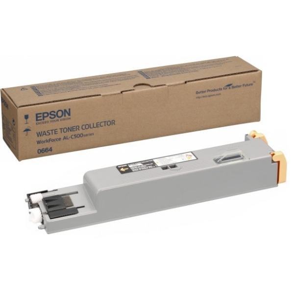 Original Epson C13S050664 / 0664 Resttonerbehälter