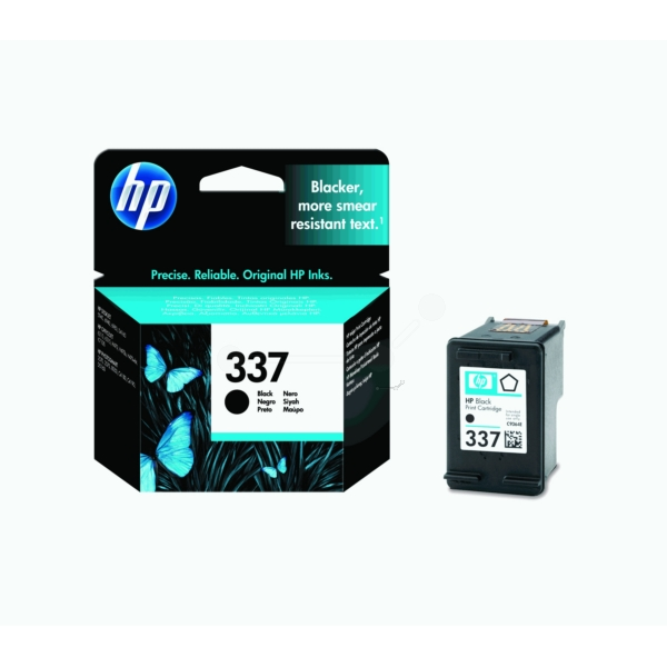 Original HP C9364EE / 337 Printhead black