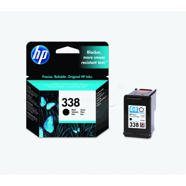 Original HP C8765EE / 338 Printhead black