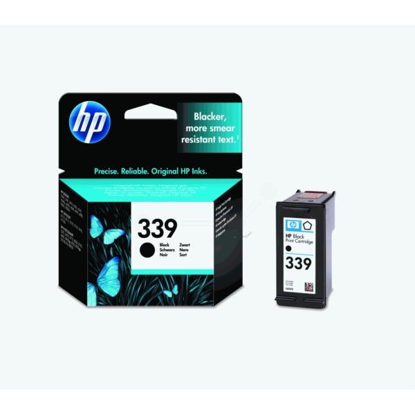 Original HP C8767EE / 339 Printhead black