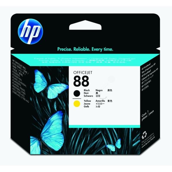 Original HP C9381A / 88 Printhead black