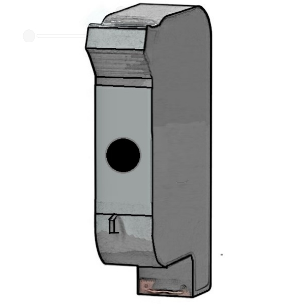 Original HP C6195A Druckkopf schwarz