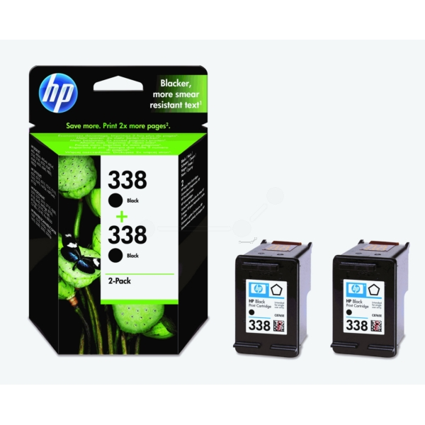 Original HP CB331EE / 338 Printhead black