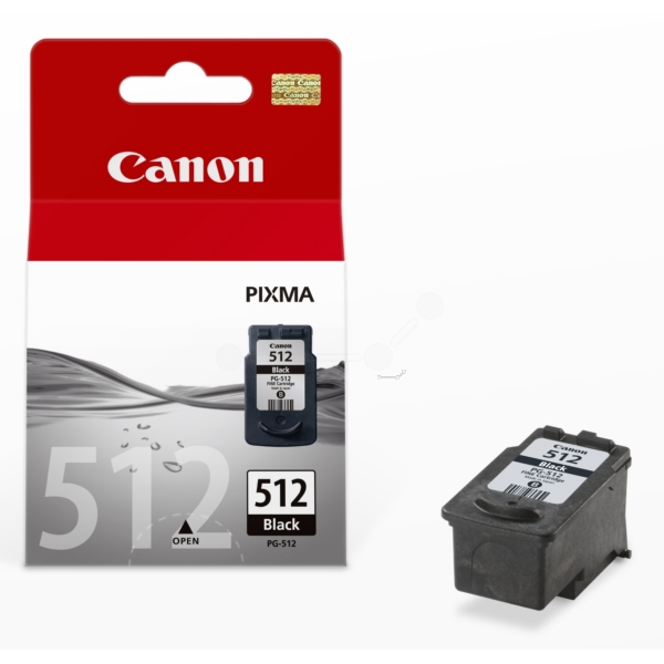 Original Canon 2969B001 / PG512 Printhead black