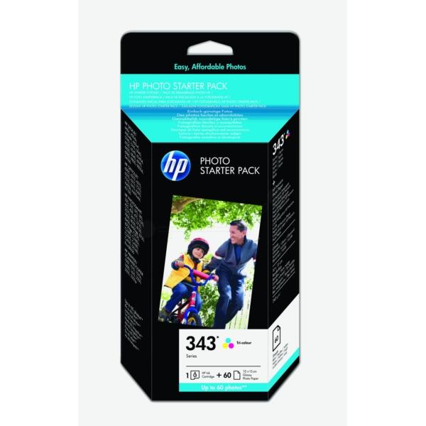 Original HP Q7948EE / 343 Druckkopf color