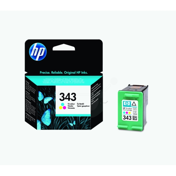 Original HP C8766EE / 343 Tête d'impression couleur