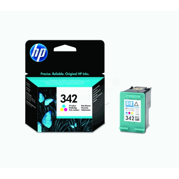 Original HP C9361EE / 342 Tête d'impression couleur