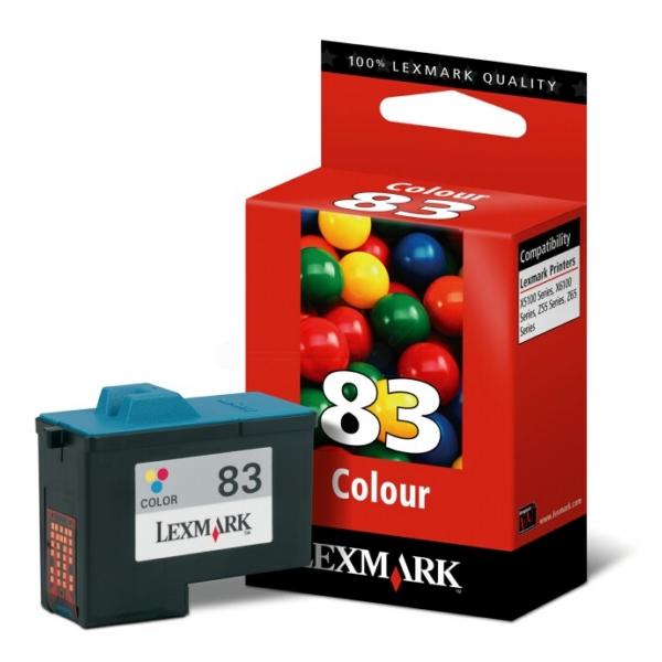 Original Lexmark 18LX042E / 83HC Druckkopf color