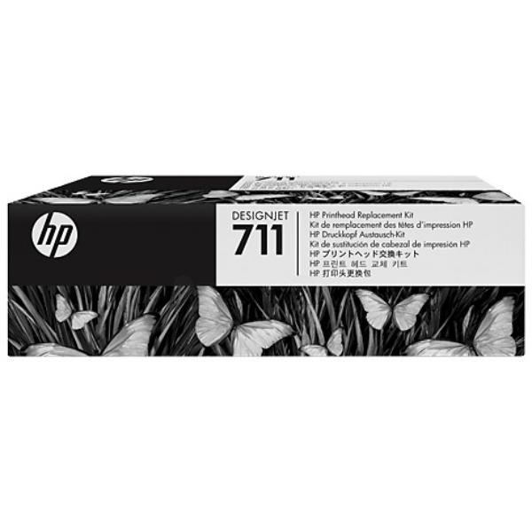 Original HP C1Q10A / 711 Druckkopf