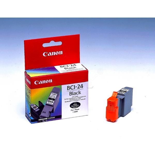 Original Canon 6881A002 / BCI24BK Tintenpatrone schwarz