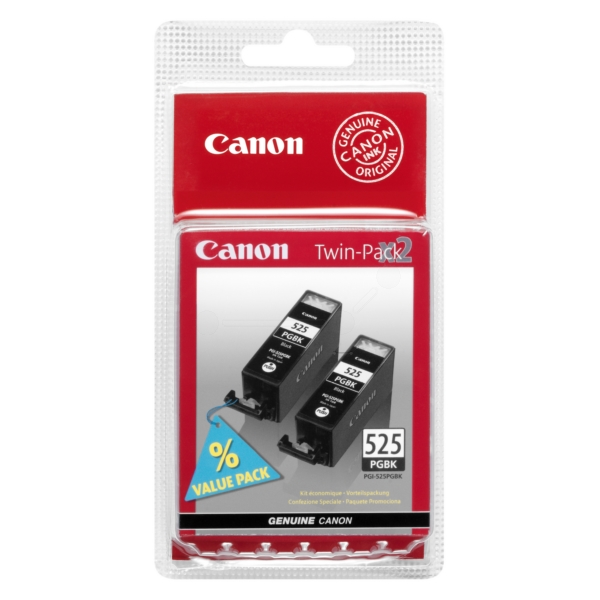 Original Canon 4529B010 / PGI525PGBK Tintenpatrone schwarz