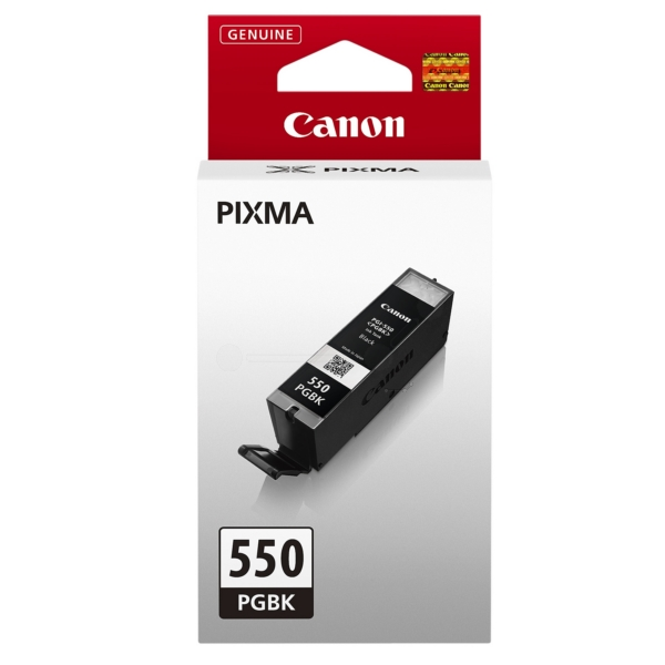Original Canon 6496B001 / 550PGBK Ink cartridge black