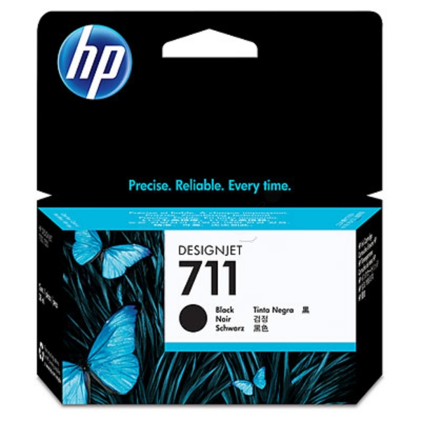 Original HP CZ133A / 711 Tintenpatrone schwarz