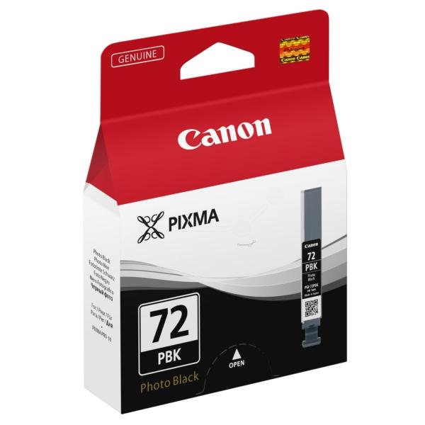 Original Canon 6403B001 / PGI72PBK Tintenpatrone schwarz hell