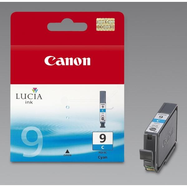 Original Canon 1035B001 / PGI9C Tintenpatrone cyan