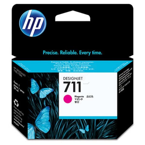 Original HP CZ131A / 711 Tintenpatrone magenta