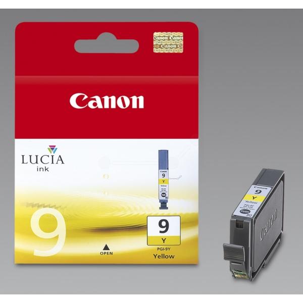 Original Canon 1037B001 / PGI9Y Tintenpatrone gelb
