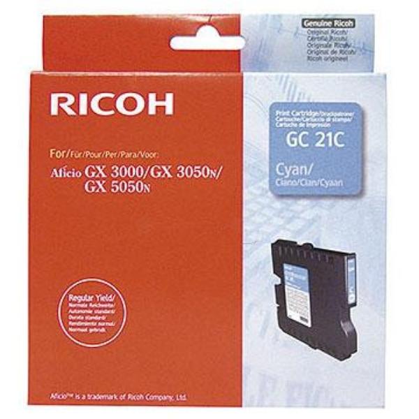 Original Ricoh 405533 / GC21C Tinte Sonstige