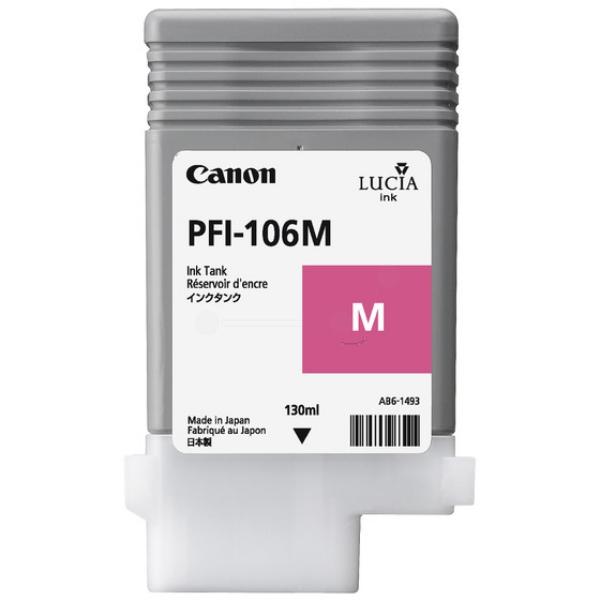 Original Canon 6623B001 / PFI106M Tintenpatrone magenta