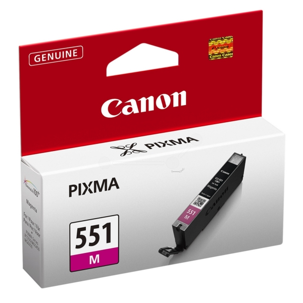 Original Canon 6510B001 / 551M Ink cartridge magenta