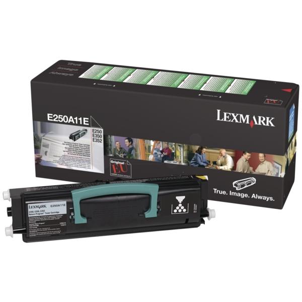 Original Lexmark E450A11E Toner noir