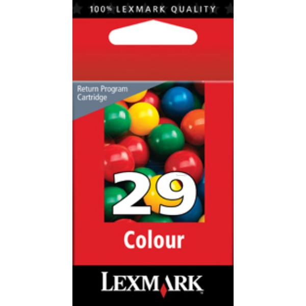 Original Lexmark 18C1429E / 29 Druckkopf color