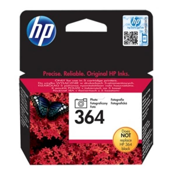 Original HP CB317EE#301 / 364 Cartouche d'encre noire