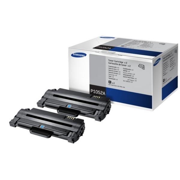 Original Samsung MLTP1052AELS / 1052 Toner black