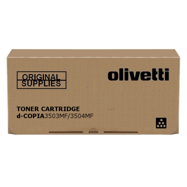 Original Olivetti B1011 Toner schwarz