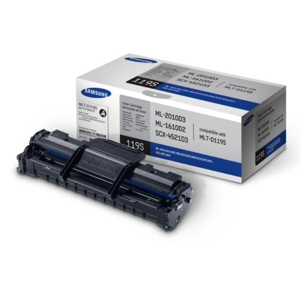 Oryginalny Samsung MLTD119SELS / 119 Toner czarny