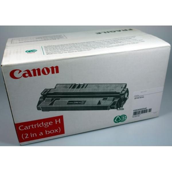 Original Canon 1500A002 / CARTRIDGEH Toner schwarz