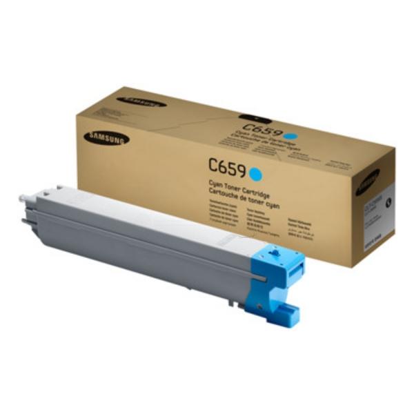 Original Samsung CLTC659SELS / C659 Toner cyan