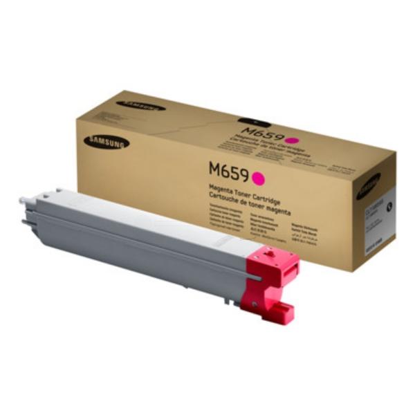 Original Samsung CLTM659SELS / M659 Toner magenta