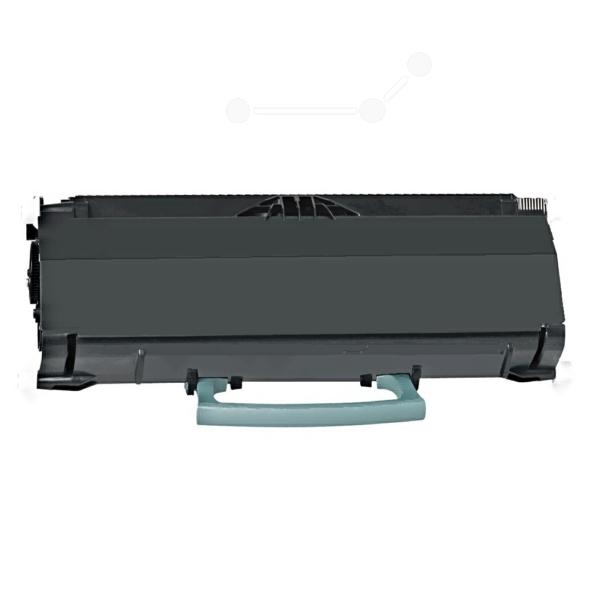 Original Lexmark E460X80G Toner black