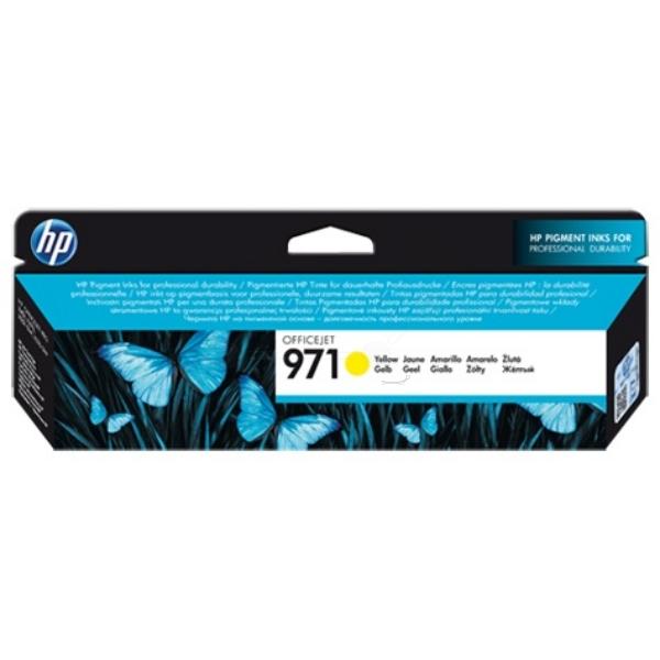 Original HP CN624AE / 971 Tintenpatrone gelb