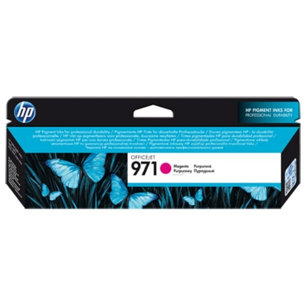 Original HP CN623AE / 971 Cartouche d'encre magenta