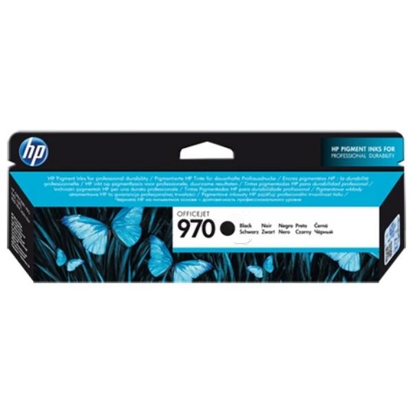 Original HP CN621AE / 970 Tintenpatrone schwarz