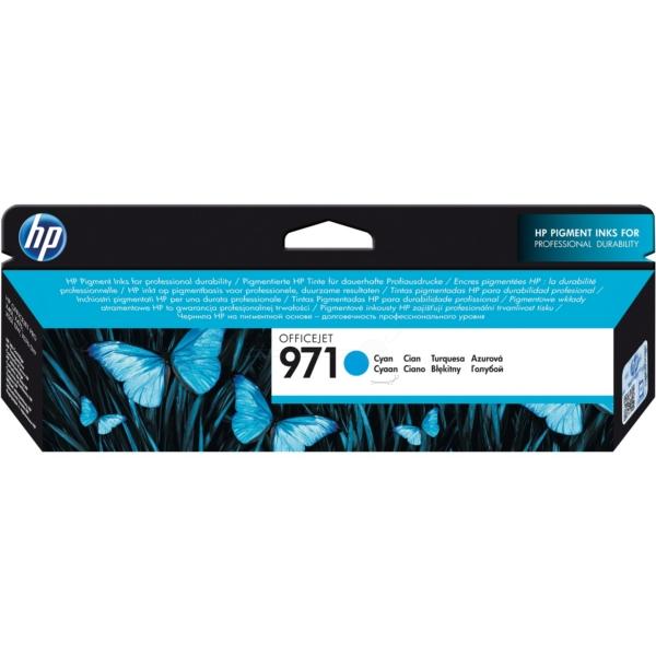 Original HP CN622AE / 971 Tintenpatrone cyan
