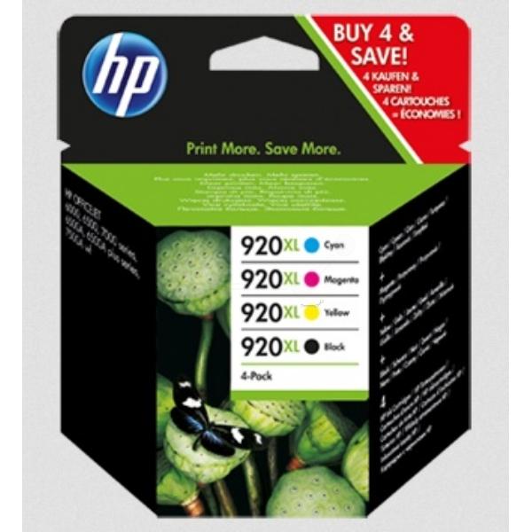 Original HP C2N92AE#301 Cartouche d'encre multi pack