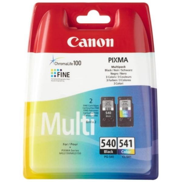 Original Canon 5225B007 / 540541 Cartouche à tête d'impression multi pack