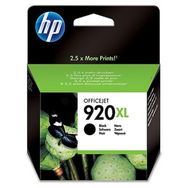 Original HP CD975AE#301 / 920XL Cartouche d'encre noire