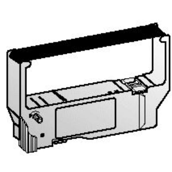 Original Star Micronics 30980211 / RC200RB Nylonband schwarz-rot