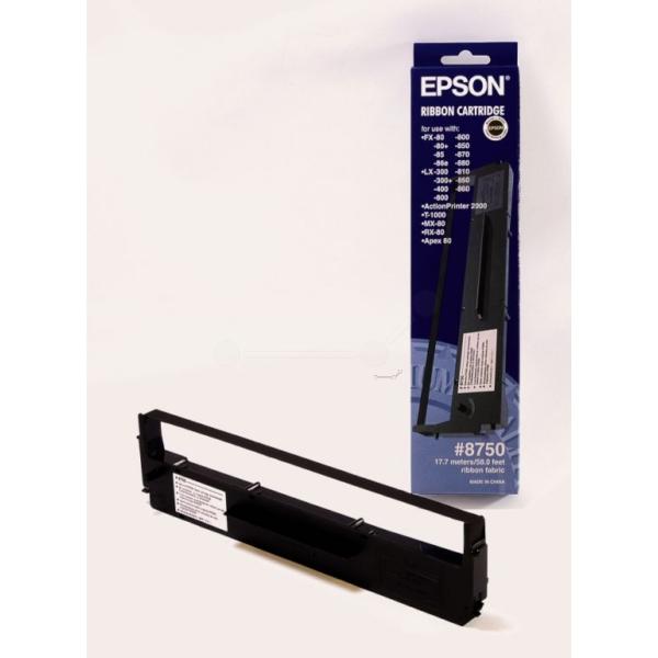 Original Epson C13S015019 / 8750 Nylonband schwarz