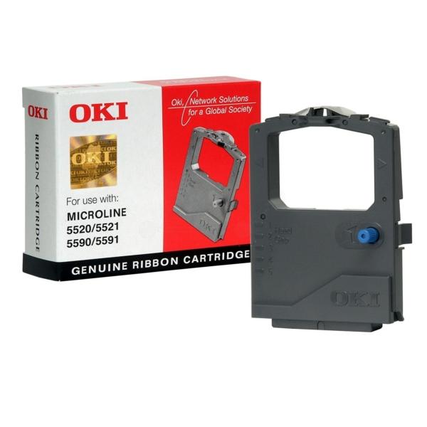 Original OKI 01126301 Nylonband schwarz