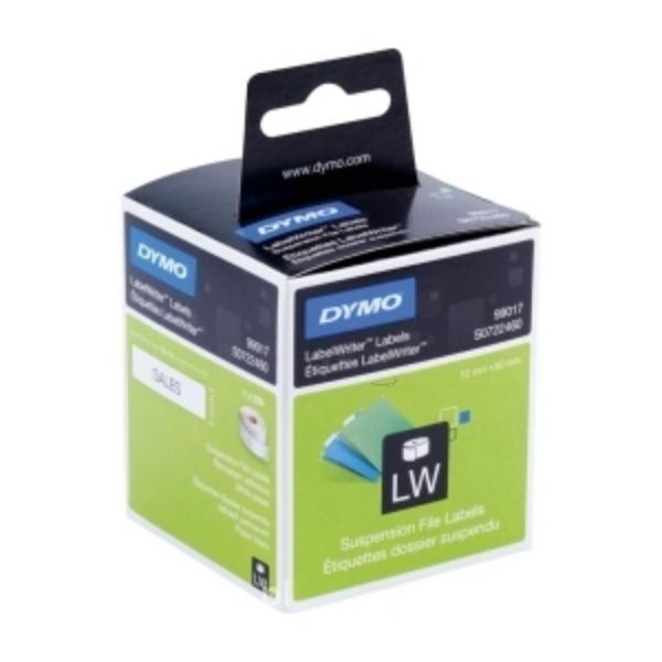 Original Dymo 99017 / S0722460 DirectLabel-Etiketten