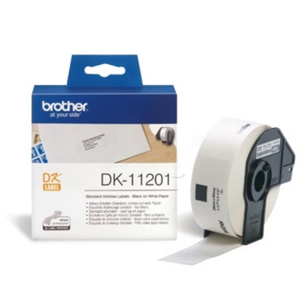 Original Brother DK11201 P-Touch Etiketten