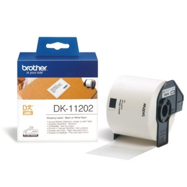 Original Brother DK11202 P-Touch Etiketten