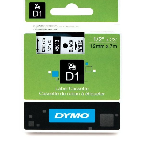 Original Dymo 45013 / S0720530 DirectLabel-Etiketten