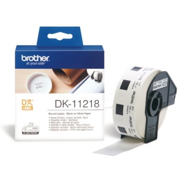 Original Brother DK11218 P-Touch Etiketten